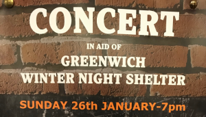 Concert in aid of GWNS