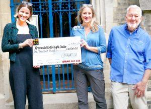 St Michael's Art Gallery donation